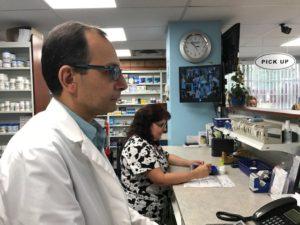 Valley Way Pharmacy in Niagara Falls, pharmacist